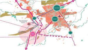 Capital-Smart-City-islamabad-locaiton-map