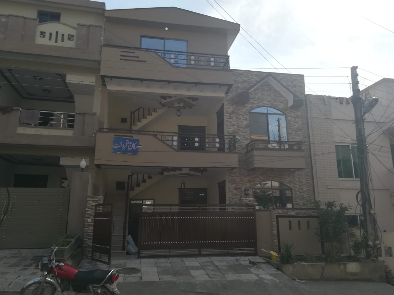 6 Marla Double Story House For Sale in Pakistan Town Phase 1 Islamabad