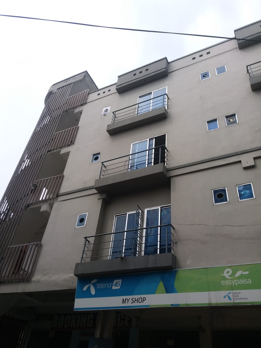 One Bed Flat for Sale in Pakistan Town Phase 1   Islamabad