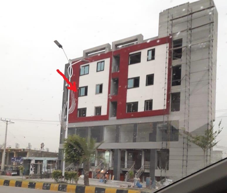 Flat For Sale in Al Khalid Mall Ghauri Town Islamabad