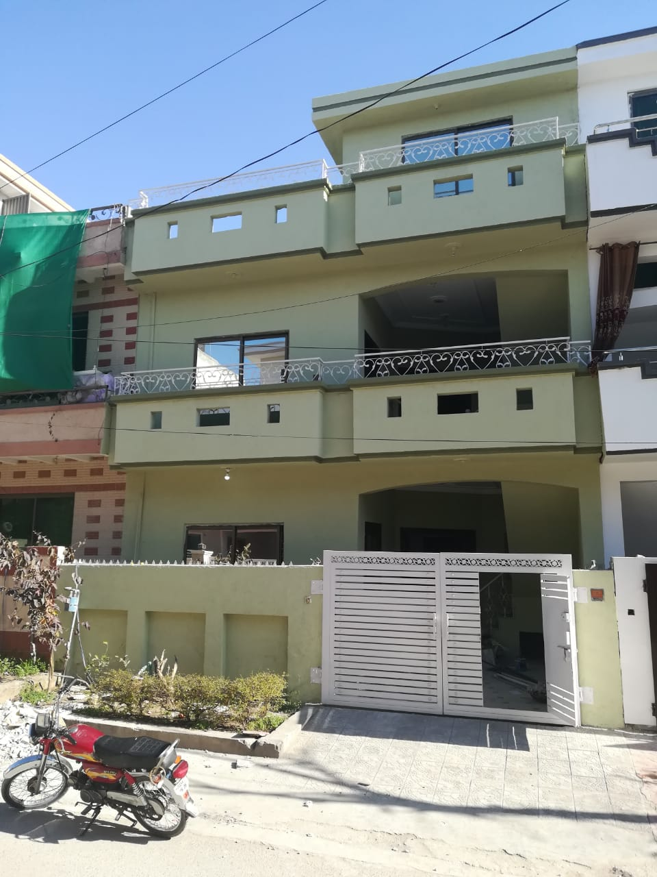 5 Marla Double Story House for Sale in Pakistan Town Phase 1 Islamabad