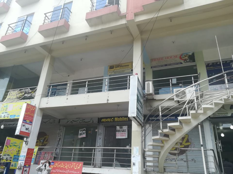 Shop For Sale in Pakistan Town Islamabad