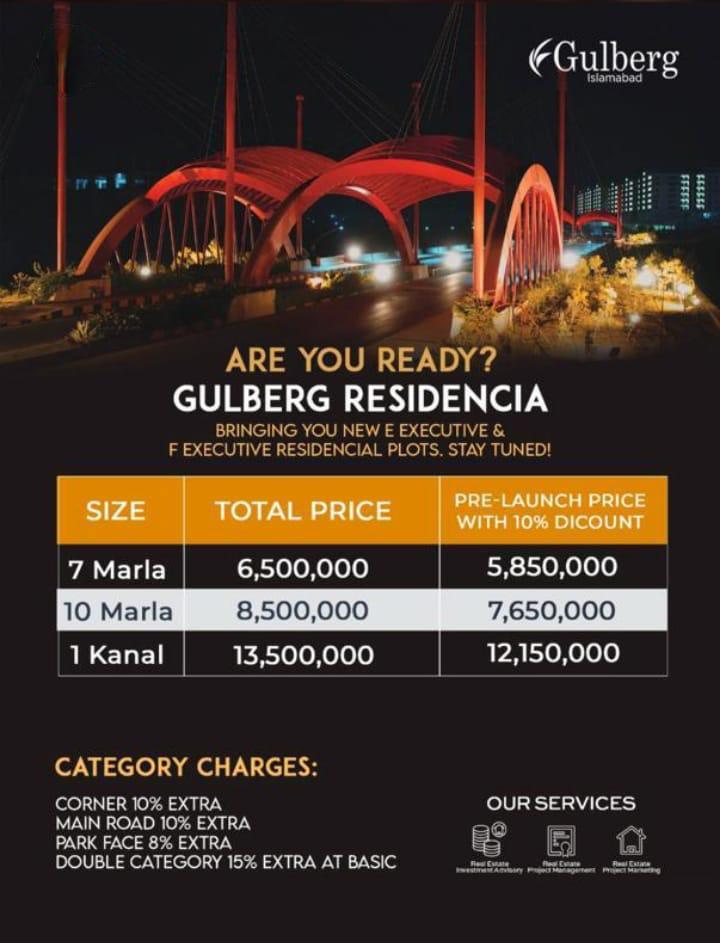 Installment-Plan-Gulberg-Residencia-Islamabad