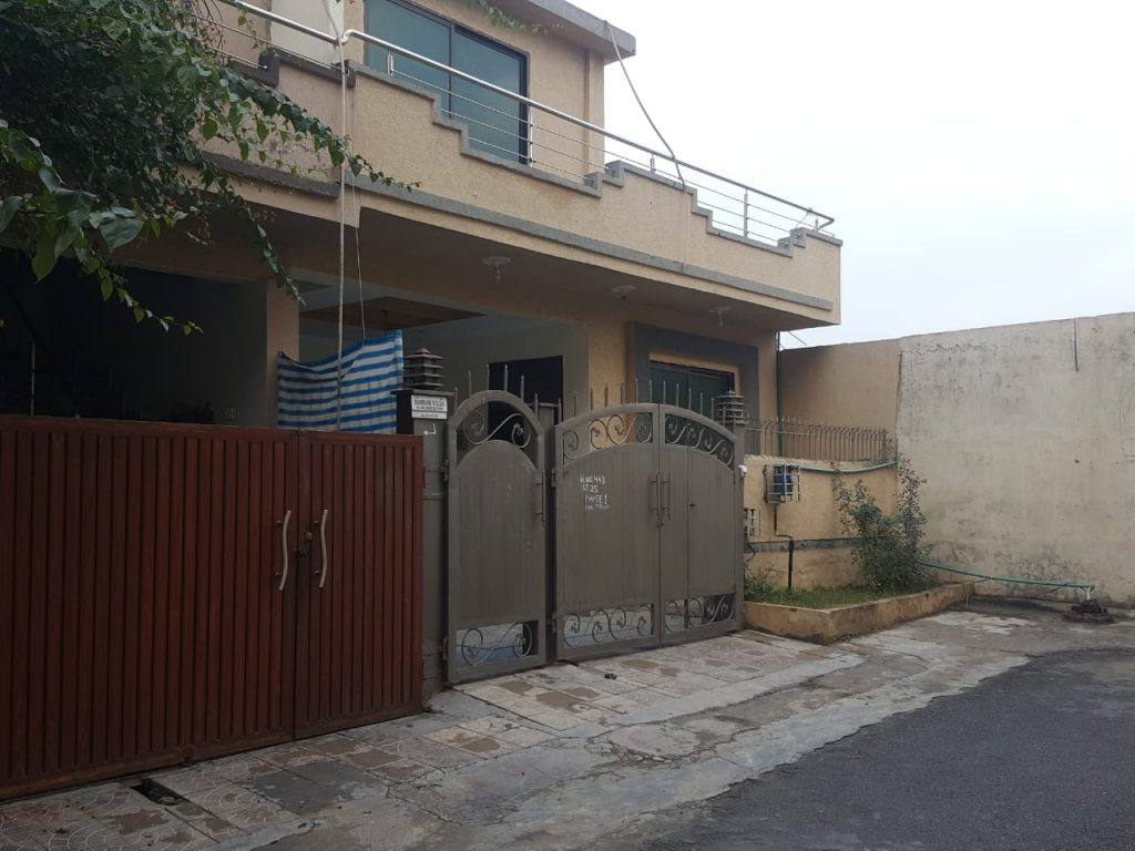 5 marla house for sale pakistan town islamabad