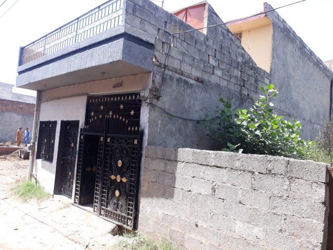 4 marla house for sale ali pur islamabad