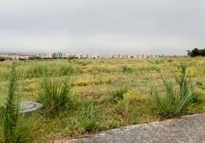 12 Marla Plot for Sale in Gulberg Residencia Islamabad