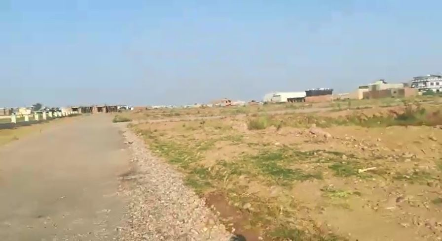 6 & 7 Marla Plots for Sale in CBR Town Islamabad