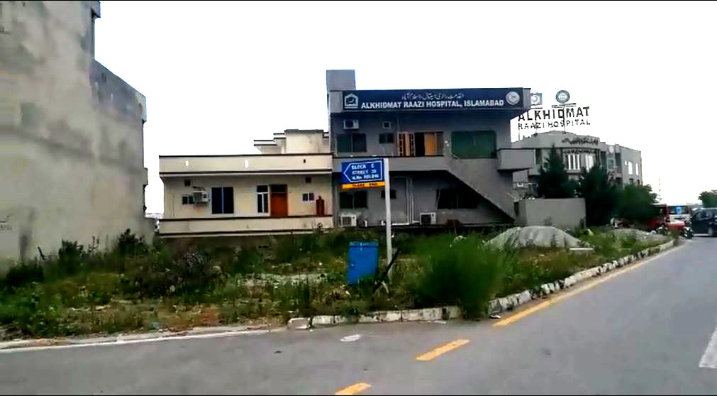 7 Marla Plots for Sale in CBR Town Islamabad