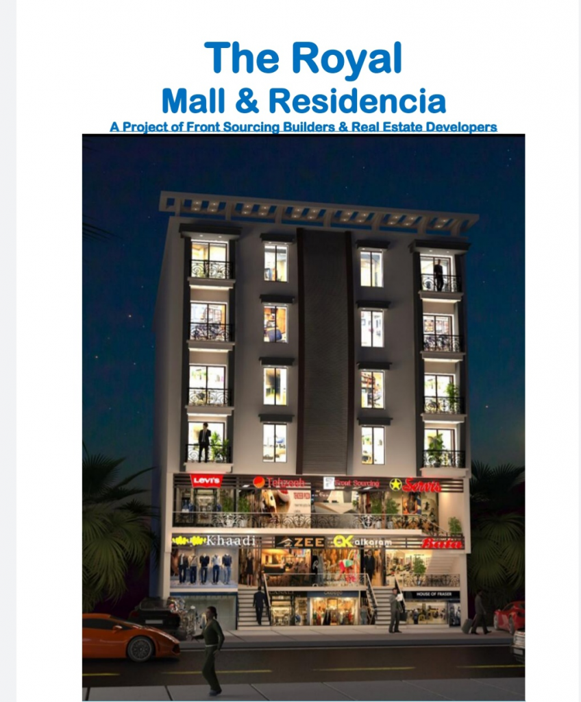 The Royal Mall Residencia