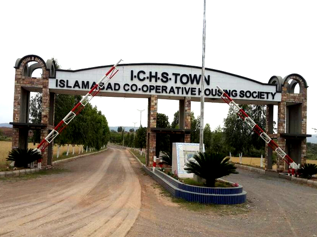 islamabad-cooperative-housing-society-ICHS-Town