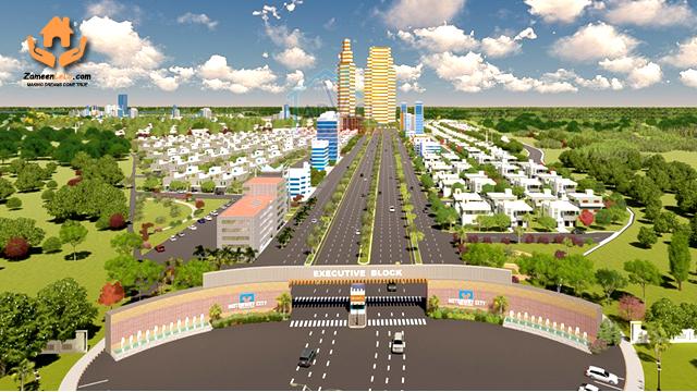 motorway-city-executive-block-islamabad