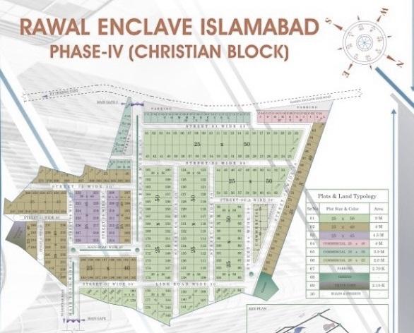 Master-Plan-Rawal-Enclave-Phase-4-Islamabad