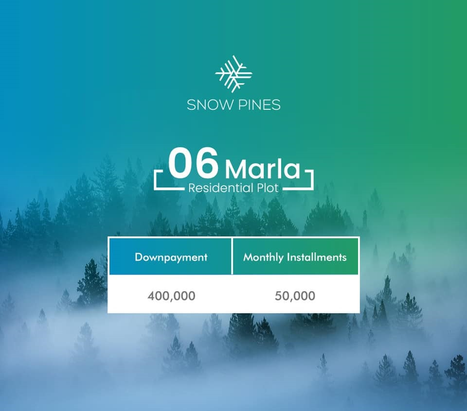 6-Marla-Plot-Payment-Plan-Snow-Pines-Murree