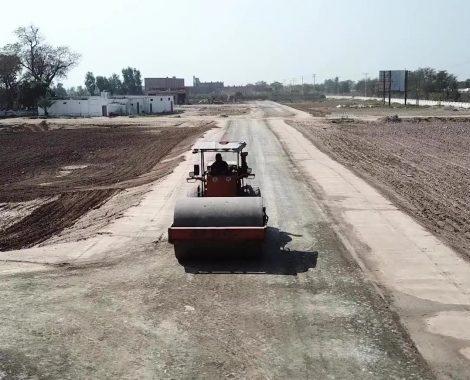 Al-Rehman-Garden-Phase-7-work-progress