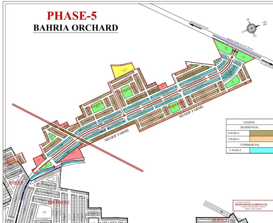 bahria-orchard-phase-5-layout-Map