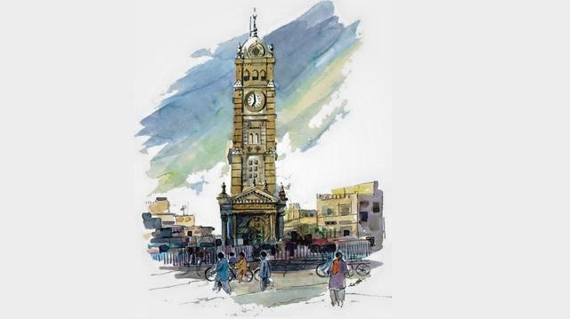 faisalabad-clock-tower