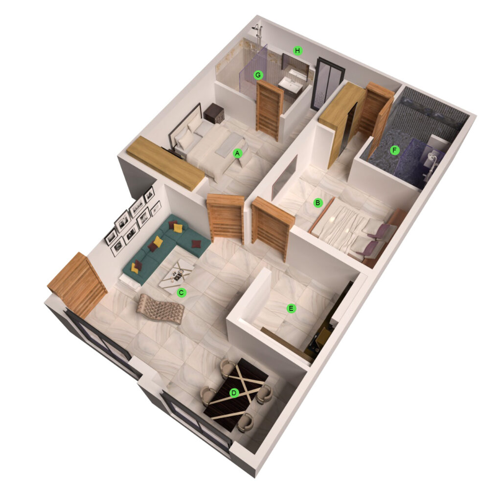 Apartment-Ground-Floor-862-SQ.-FT-layout-map-Icon-Homes