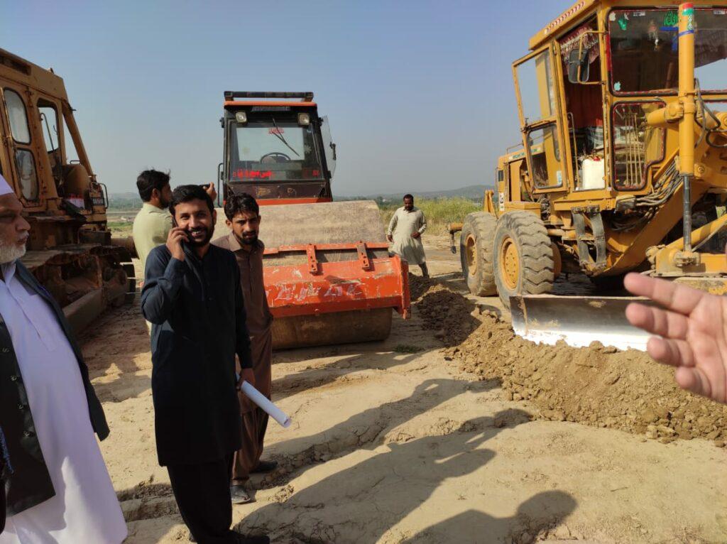 Construction-work-1-Al-Qaddar-Enclave-Islamabad