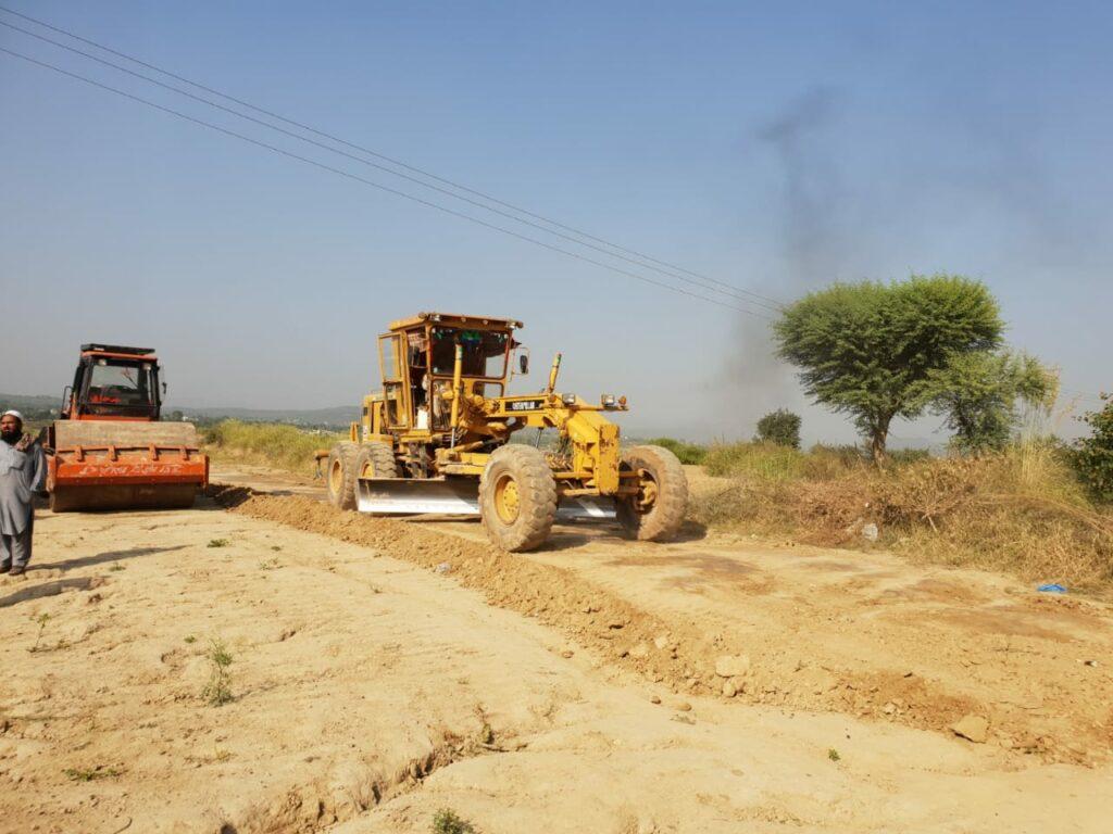 Construction-work-2-Al-Qaddar-Enclave-Islamabad
