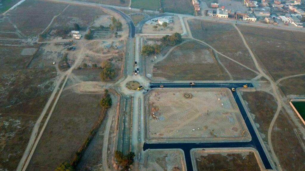 Development-work-Dream-Gardens-Wazirabad-2
