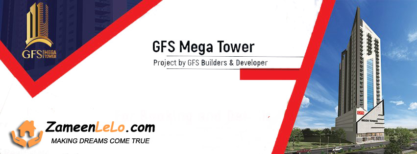 GFS-Mega-Tower-Bahria-town-karachi-Photo