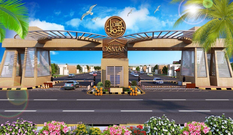 Gulshan-e-Osman-Karachi