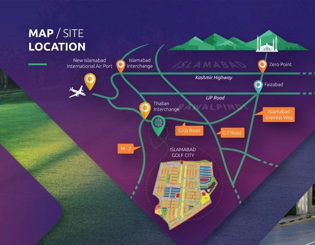 Location-Islamabad-Golf-City