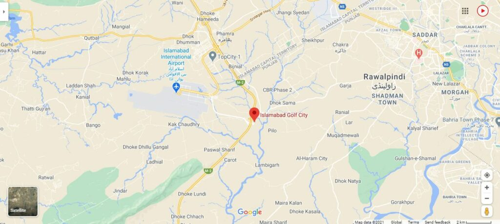 Location-Map-Islamabad-Golf-City