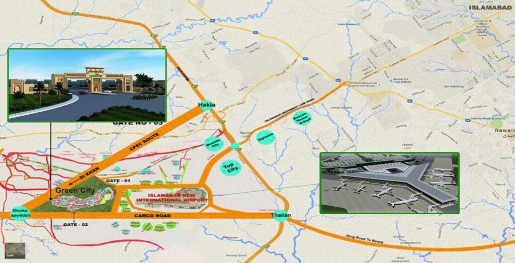 Location-Map-green-city-Islamabad