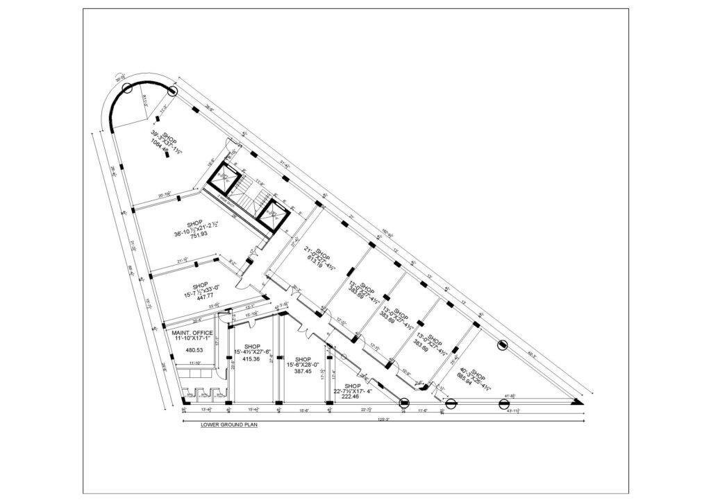 Lower-Ground-Plan-Map-Mall-VIII-mamtaz-city-islamabad