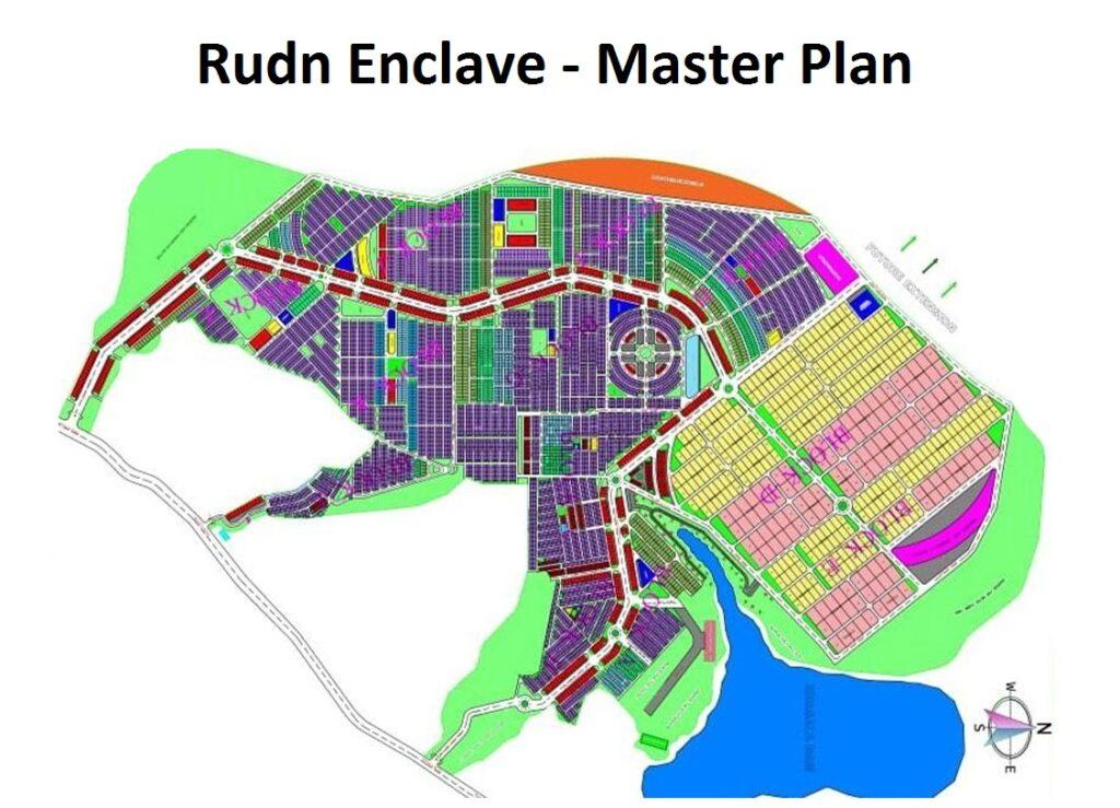 Master-Plan-Map-Rudn-Enclave