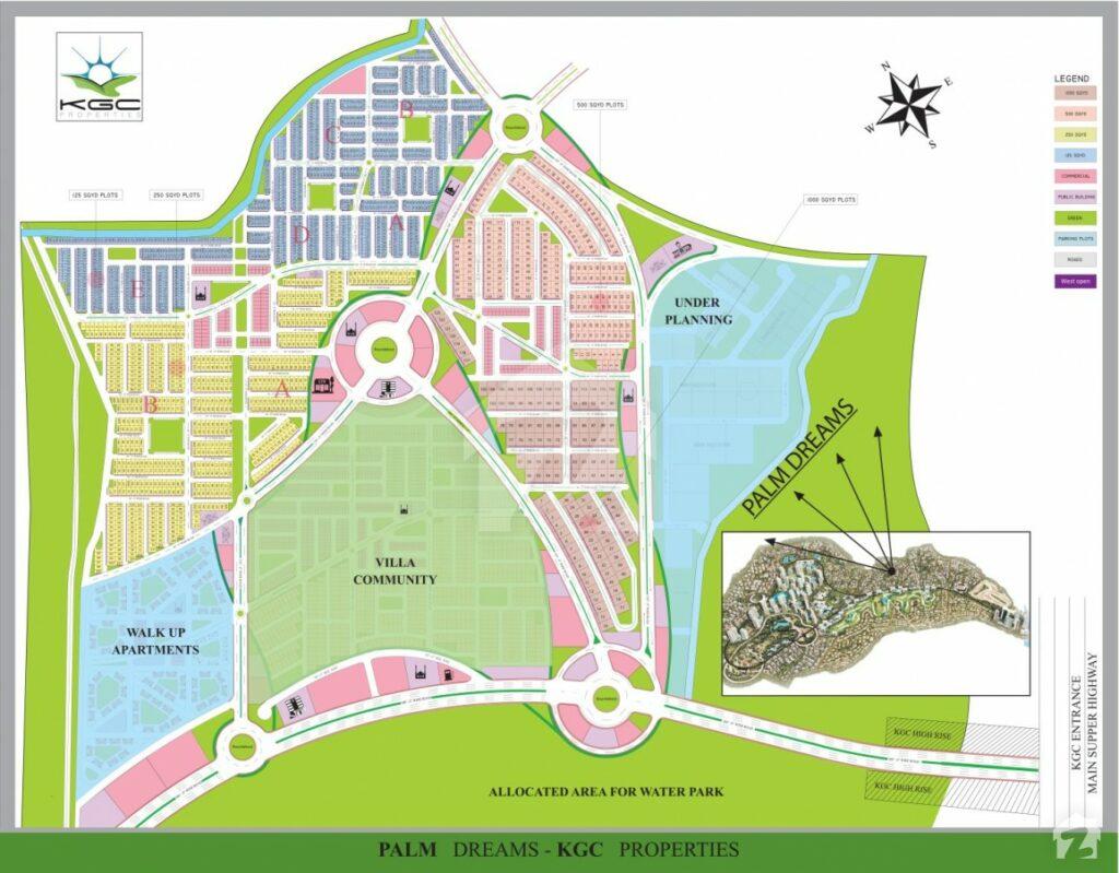 Palm-Dreams-Karachi-Layout-Map