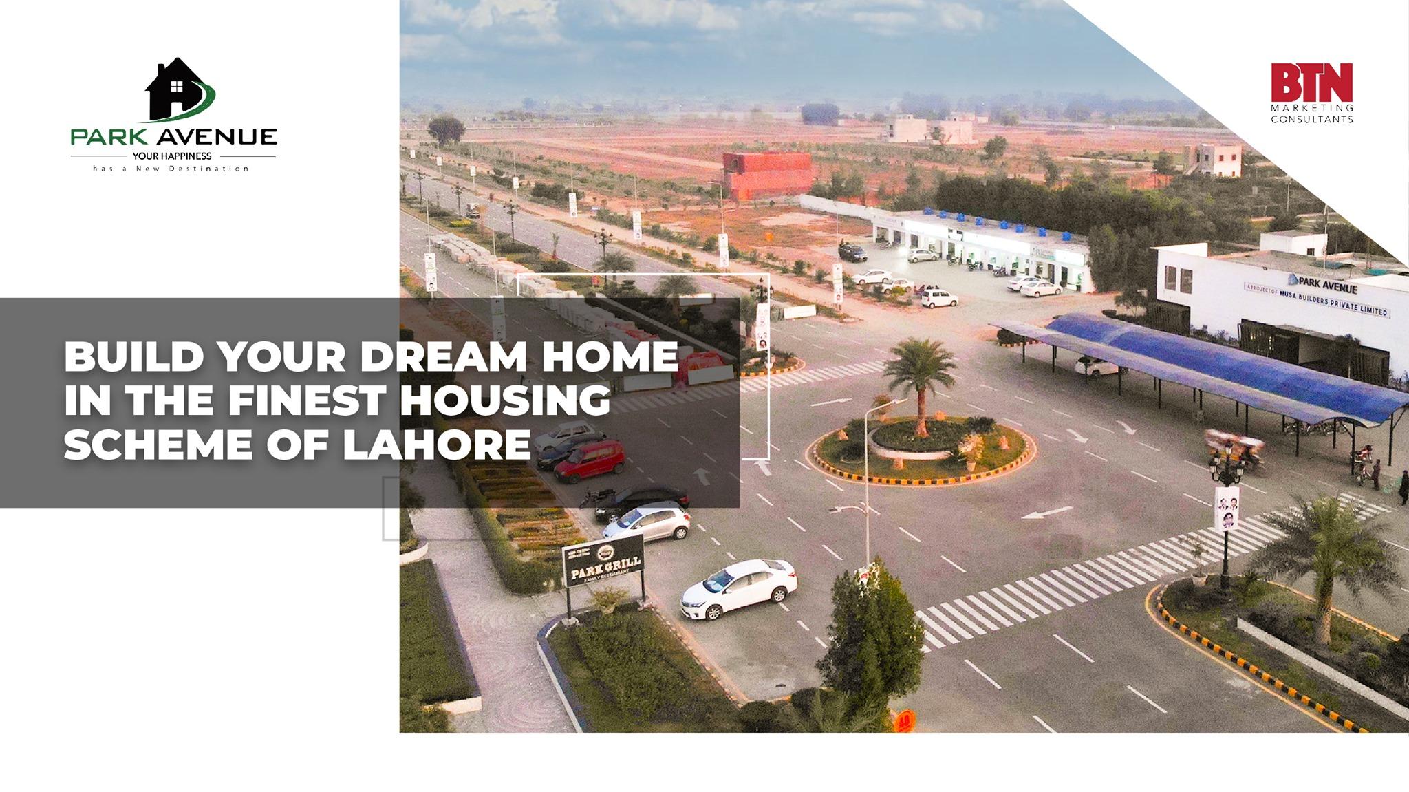 Park Avenu Lahore