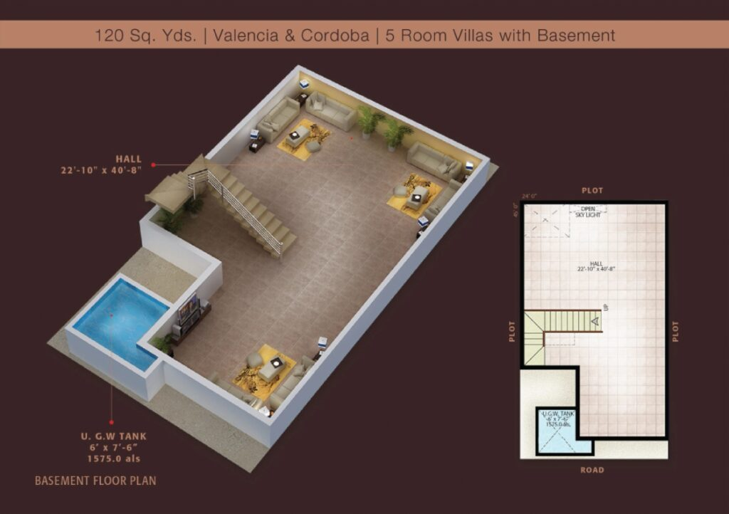 First Floor Layout Plan Map
