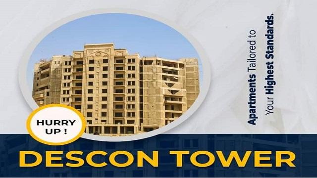 DESCON-Towers-Bahria-Town-Karachi