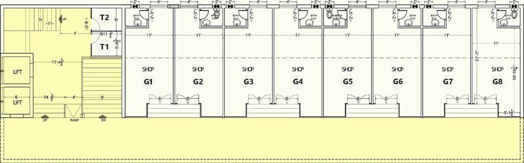Ground-Floor-Plan-Map-Prak-Tower-Lahore