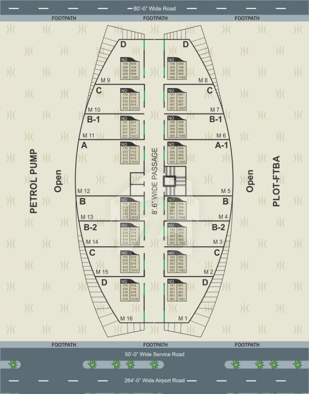 Layout-Plan-Burj-Al-Gwadar-4