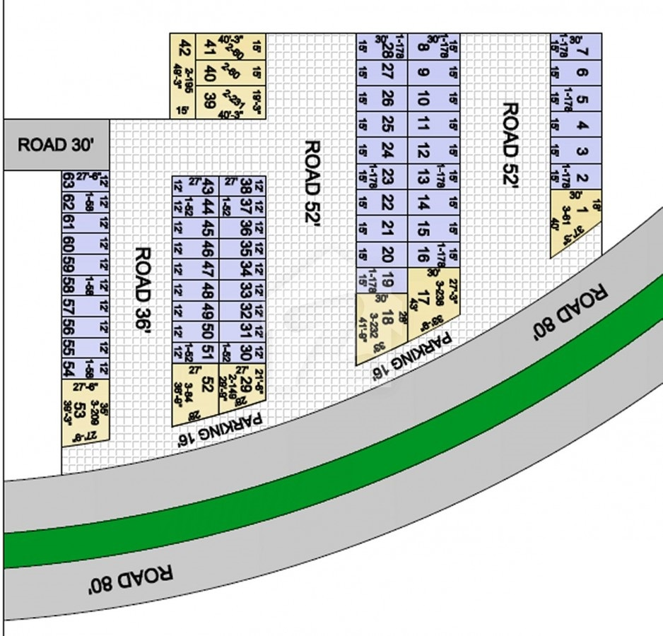 Layout-Plan-Map-Zam-Zama-Avenue