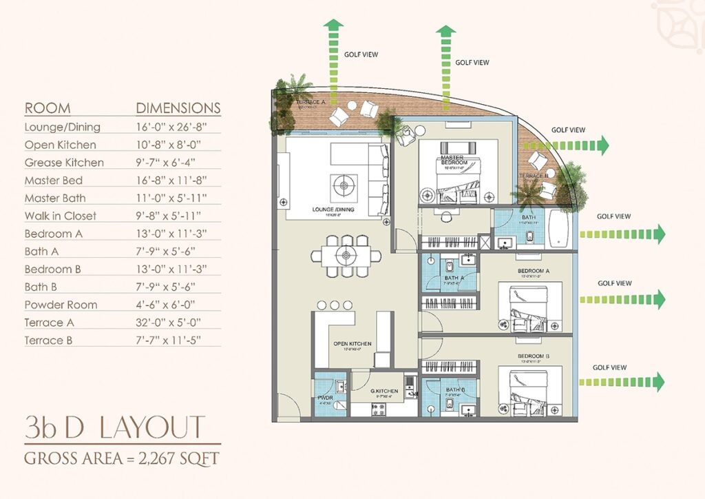 Layout-Plan-apartment-golf-floras-luxury-apartments-islamabad-5