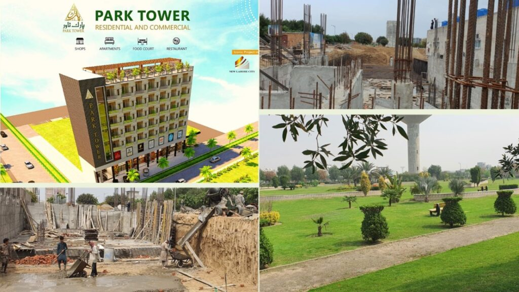 Park-Tower-New-City-Lahore-Development-work-Update-1