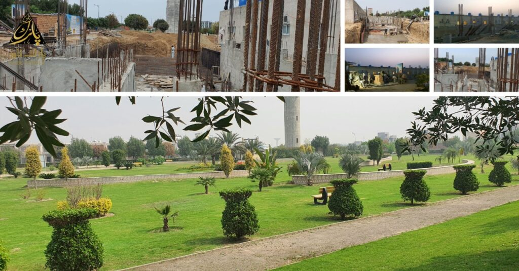 Park-Tower-New-City-Lahore-Development-work-Update-2