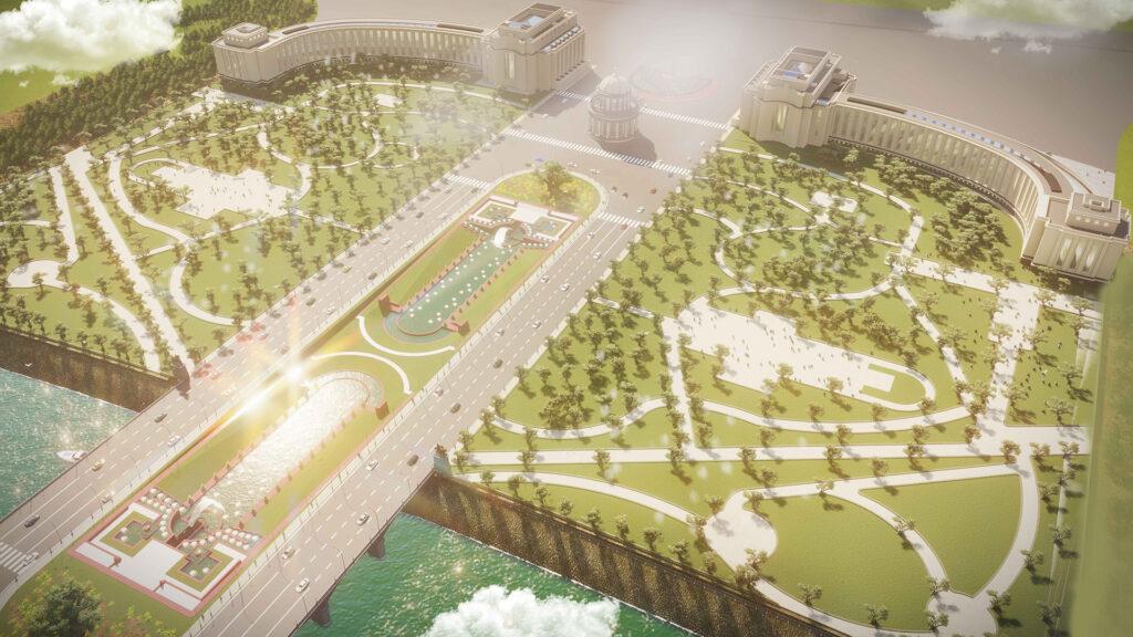 Project-plan-Le-Paris-Gujranwala