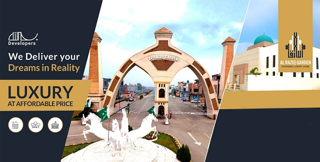 Al-Raziq Garden Lahore