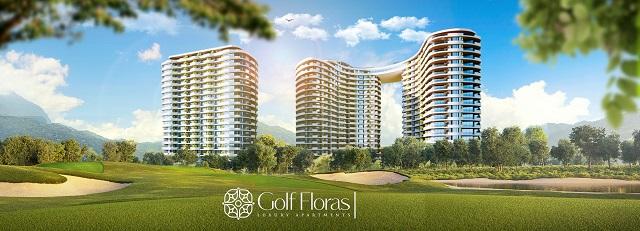 golf floras luxury apartments islamabad