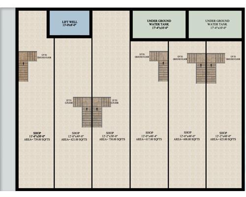 BASEMENT-Layout-plan-The-HL-Jinnah-Residencia