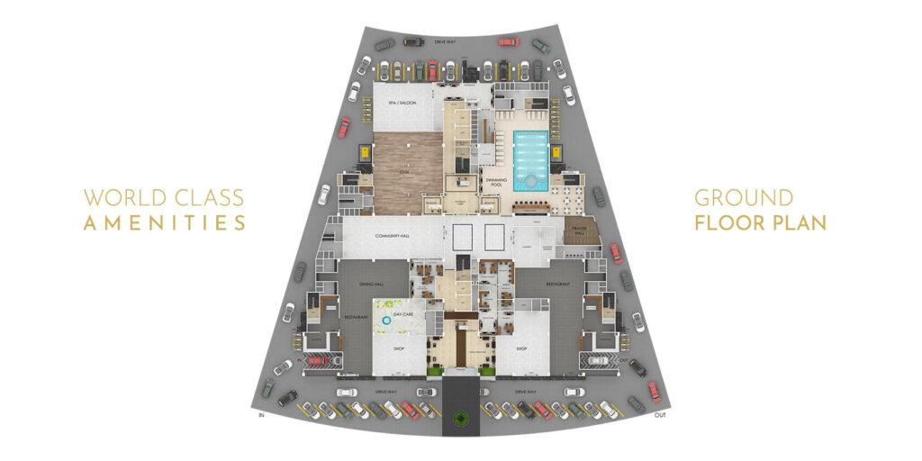 Ground-Floor-Plan-grand-millennium-Bahria-Town-islamabad