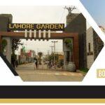 lahore garden housing scheme