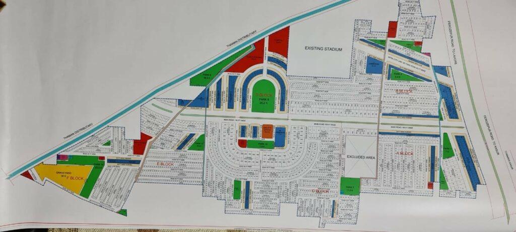 Master-Plan-Bismillah-Housing-Scheme-Phase-2-Lahore