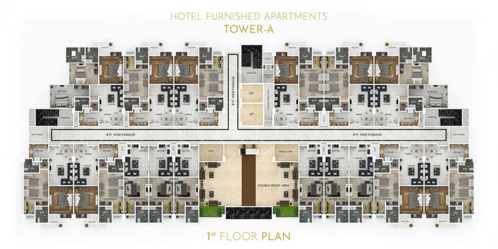 first-tower-floor-plan-grand-millennium-Bahria-Town-islamabad