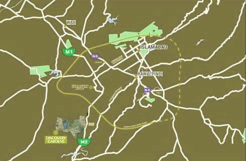 Location-Map-Discovery-Gardens-islamabad